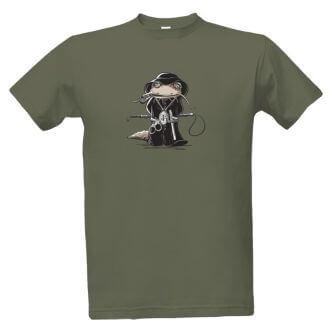 Tričko s potiskem sumec Rybářská stráž