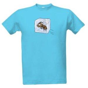 Tričko s potiskem Frisbee