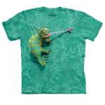 Tričko schameleonem