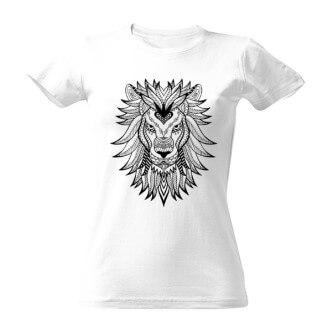 Tričko vybarvovací Lev