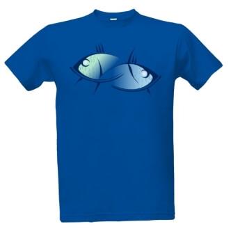 Tričko s potiskem Ryby