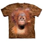 Tričko Baby Orangutan