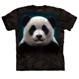 Tričko s potiskem Panda