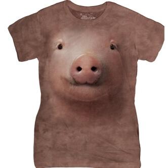 Tričko s prasátkem