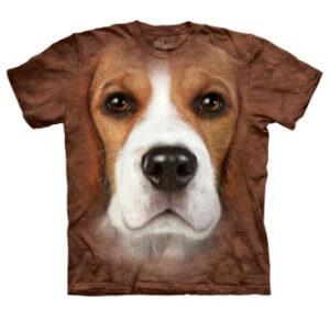 Tričko s potiskem Bígl