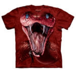 Tričko Červená mamba