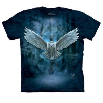Tričko s potiskemMagická sova