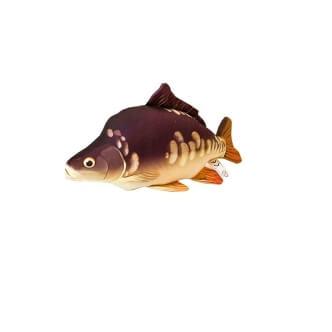Polštář ve tvaru ryby Mini kapr