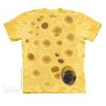 Tričko Myš se sýrem