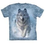 Tričko Sněžný vlk