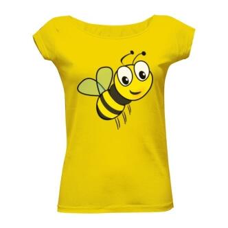 Tričko s potiskem Včela
