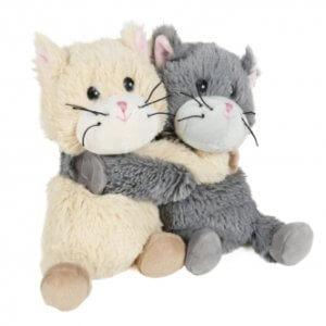 Hřejiví plyšáci - kočičky
